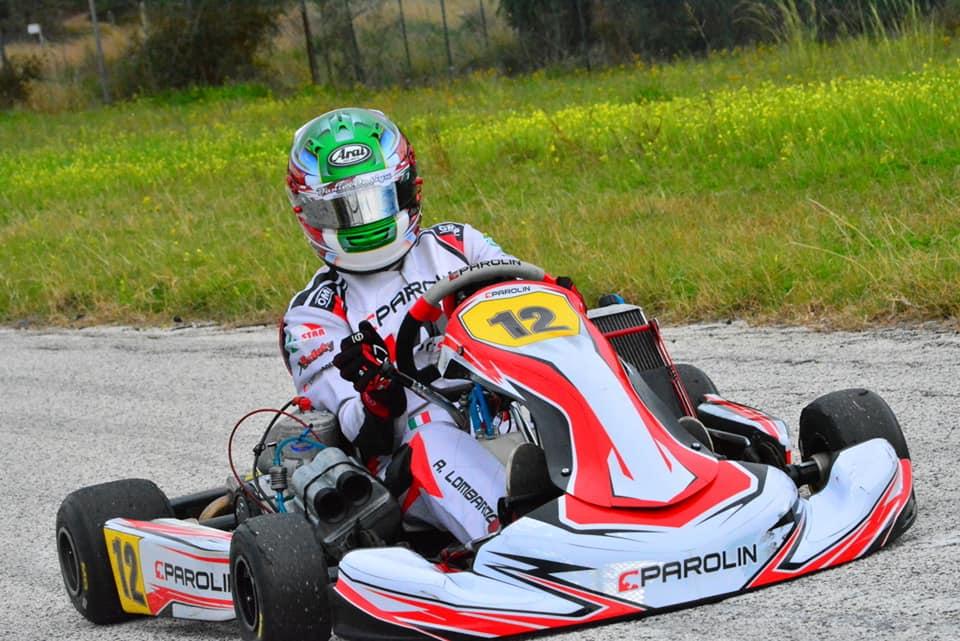 Un siciliano al Mondiale Karting Kz 2 in Svezia