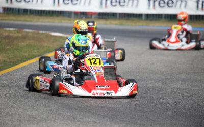 Il 32° Trofeo Margutti richiama tanti kartisti siciliani