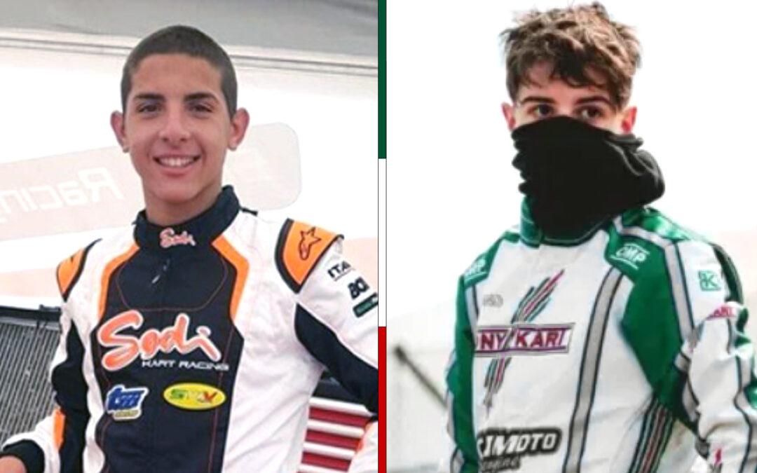 A Jesolo due agrigentini nel Campionato Italiano Karting