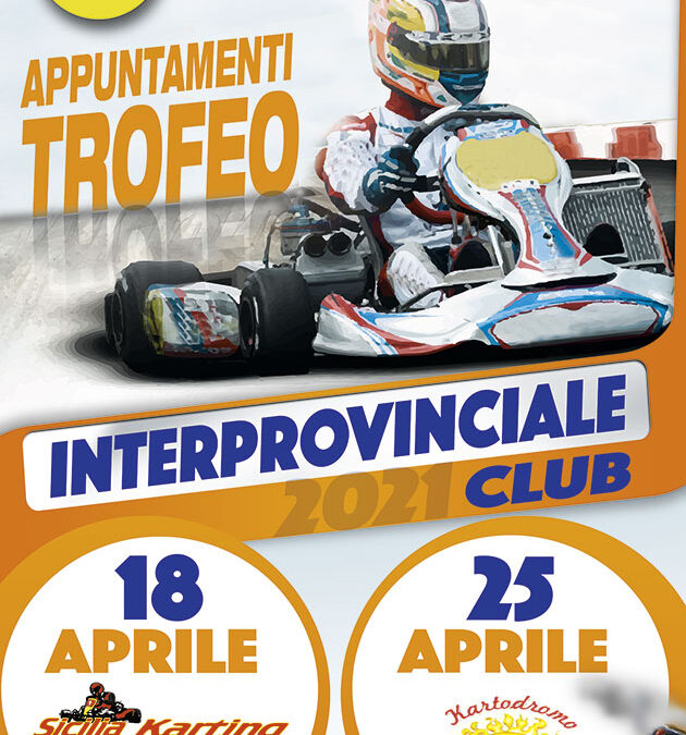 A Villarosa e Vittoria gli appuntamenti Karting Club