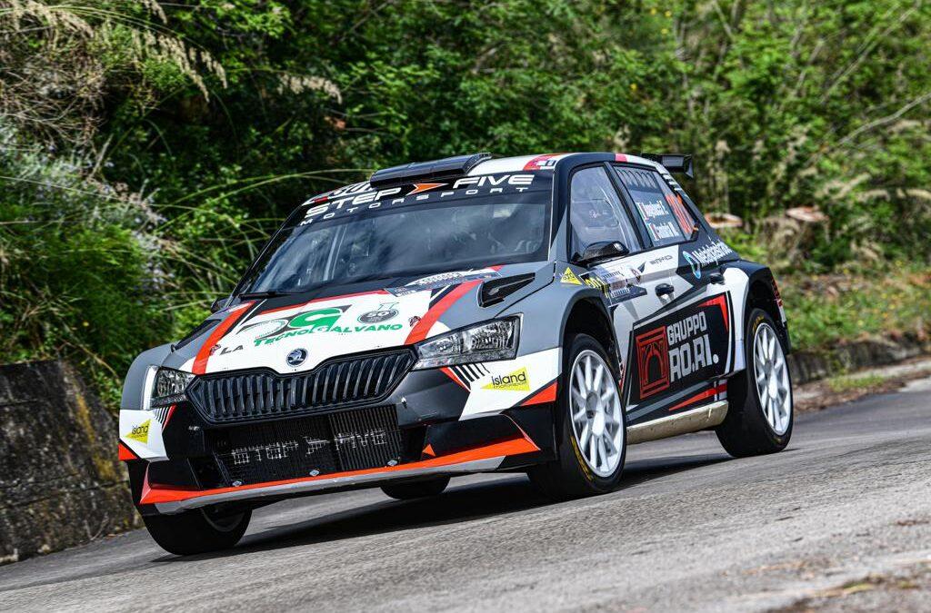 La Targa Florio accende le sfide della Coppa Rally di Zona
