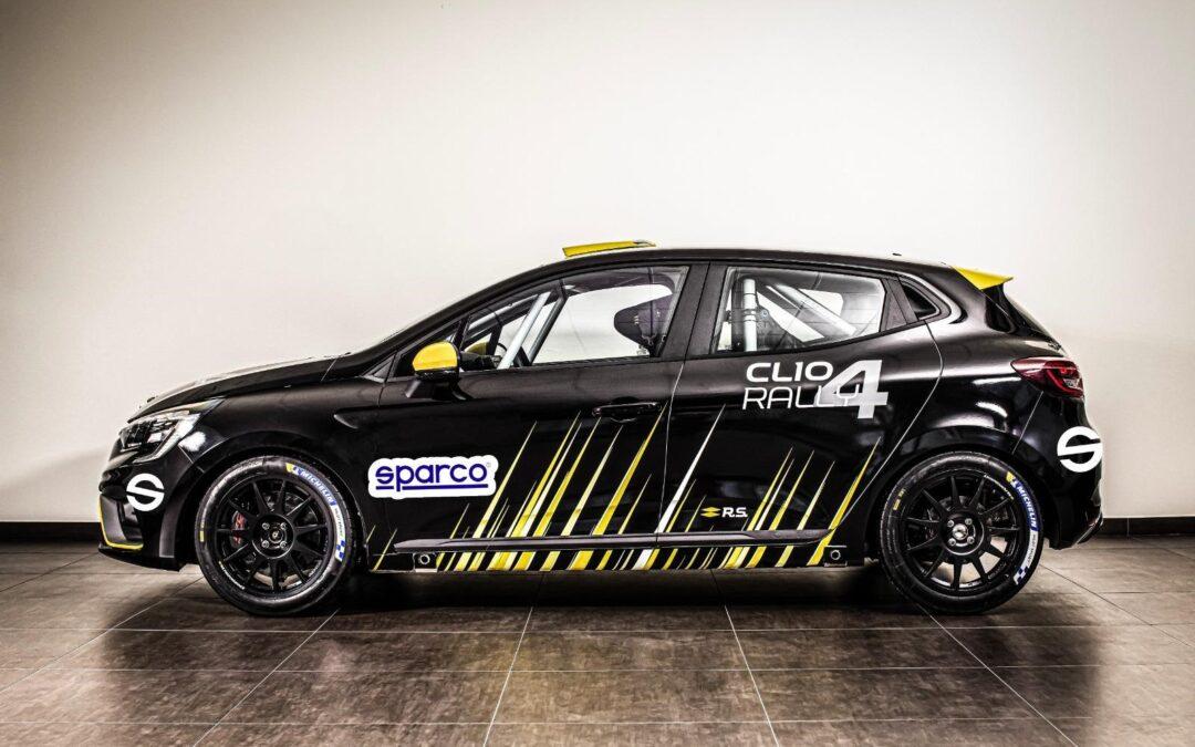 L'esordio della nuova RENAULT CLIO R4 la vera novità della 105^ Targa Florio