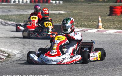 Lombardo a Ispica riprende la corsa al titolo del Regionale Karting