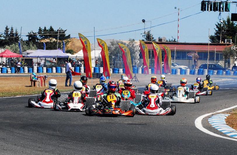Si intensifica l'attività oltre stretto dei kartisti Siciliani