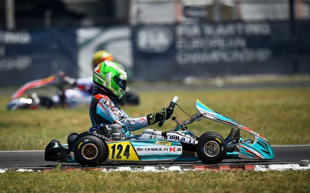 Il Karting Siciliano fa centro nell'Europeo OK a Sarno