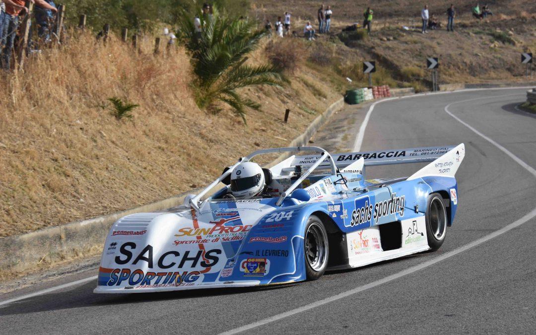 Grandi sfide alla 66° Coppa Nissena Auto Storiche