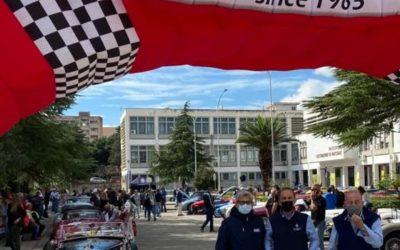 Il Delegato/Fiduciario ACI Sport Sicilia ha incontrato il Presidente ACI alla Targa Florio Classica