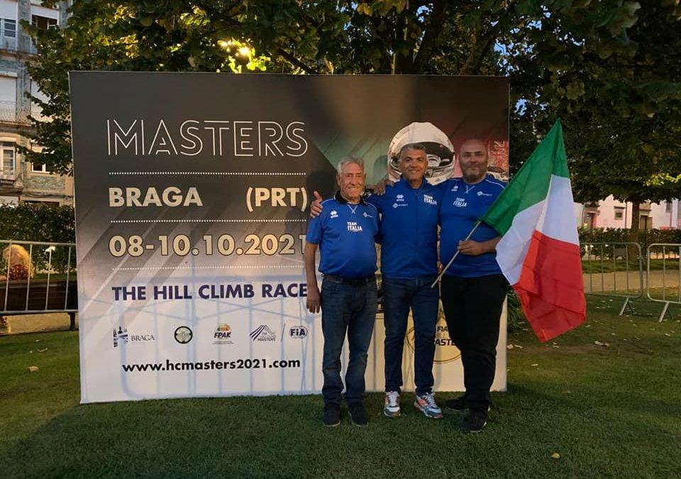 I driver siciliani esaltanti al FIA Hill Climb Masters