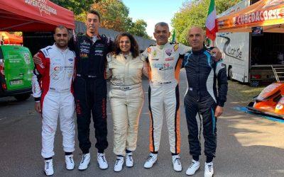 I driver siciliani hanno acceso i motori al FIA Hill Climb Masters